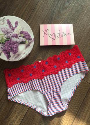 Трусики victoria's secret pink, xs
