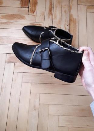 Идеальные туфли полуботинки parfois