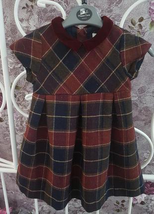 Платье на девочку 3 годика.