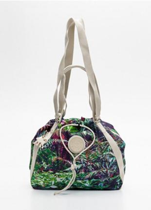 Must have на лето новая, яркая сумка - торба/баул/шоппер kipling бельгия
