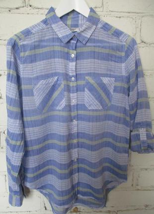 Рубашка/100% хлопок