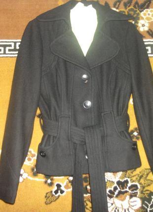 Полу-пальто,теплый жакет