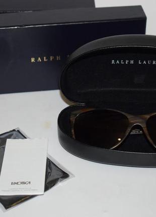 Солнцезащитные очки ralph lauren  made in italy