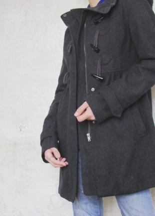 Демисезонное пальто h&m divided