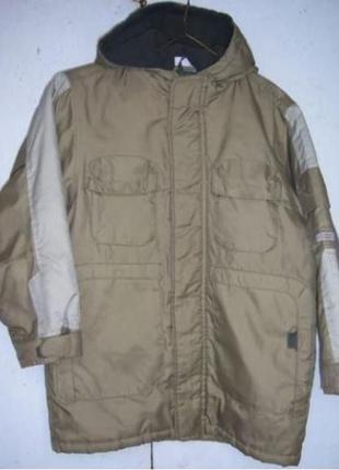 Куртка для мальчика 7-8 лет (весна, осень)