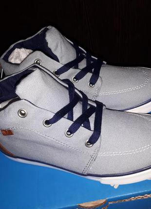 Новые ботинки кросовки джимбори 22см стелька