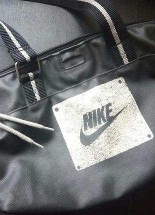 Спортивная сумка для обуви nike