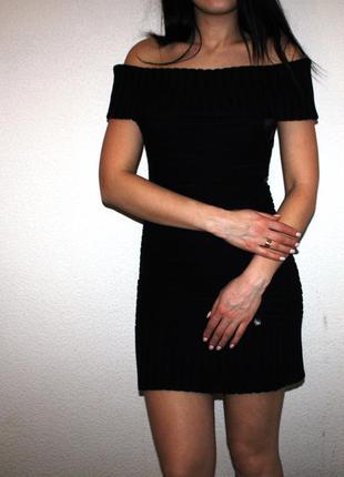 Вязанная туника-платье guess (оригинал) размер s