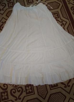 Красивенная юбка макси от mon soon