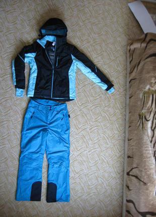 Лыжный костюм германия