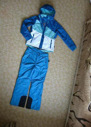 Лыжный костюм женский германия размер евро 38, 40 наш 44,46