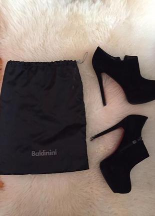 Baldinini обувь оригинал кожа