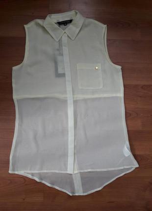 Блуза блузка шифоновая