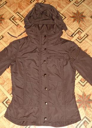 "Куртка ""clockhouse"" (демисезон), девочка 11-12 лет"