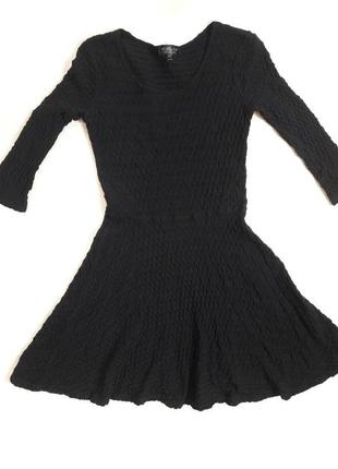 Фирменное платье жатка /100 % котон