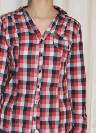 Клетчатая рубашка tally weijl