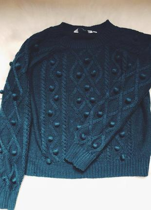 Короткий свитер new look