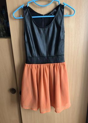 Стильное платье мини missguided