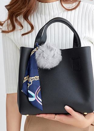 Брендовая сумка + косметичка