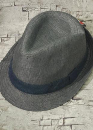 Отличная шляпа, деми, унисекс. c&a
