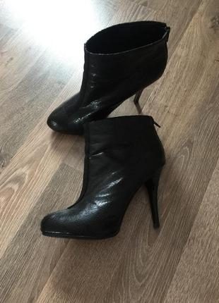 Ботинки bershka 41 р-р