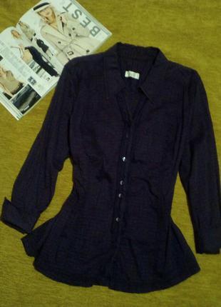🌼 шикарная блузка 100%  котон 🌼
