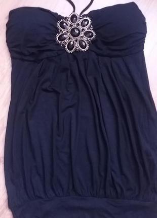 Топ amisu 3 цвета(черный,фиолет.,изумрудный) р xs-s-m