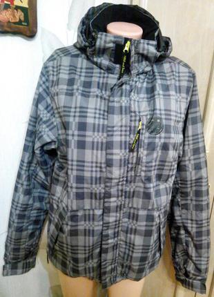 Молодежная куртка демисезон maui and sons р. m/46-48, америка, бренд, новая