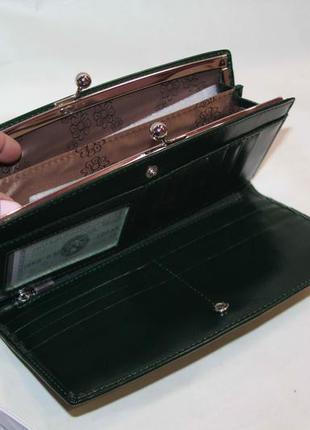 Шикарный вместительный кошелек - визитница