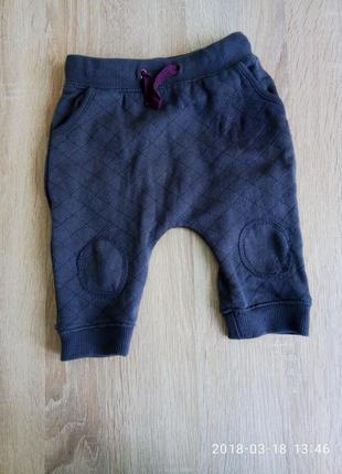 Детские штаны 62см