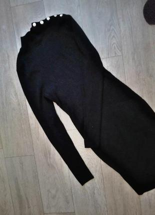 Супер модное платье, черное h&m