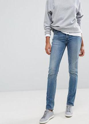 Джинсы levi's® оригинал! levi's line 8 - either or unisex - jeans slim fit