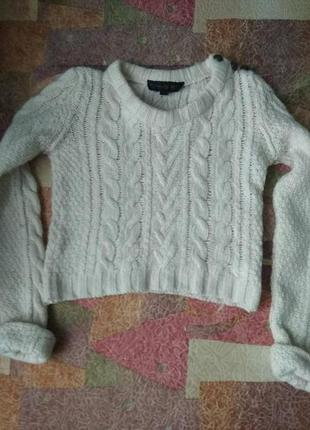 Короткий светер