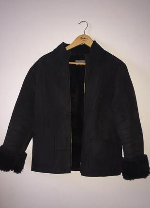 Куртка дубльонка
