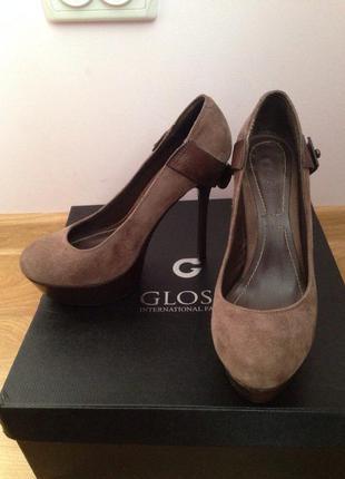 Туфли glossi размер 36