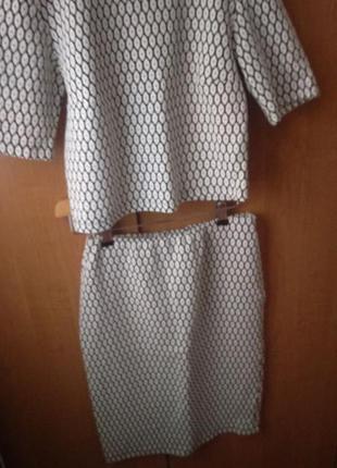Костюм юбка и топ (s)