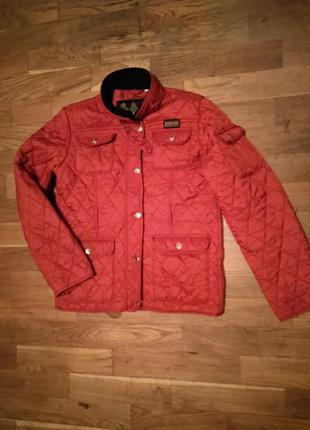 Куртка barbour internationale