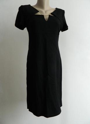 Платье миди anna field с необычным вырезом