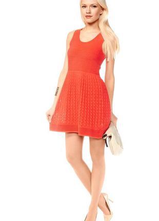 Вязаное платье french connection