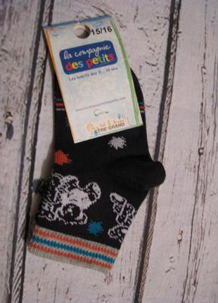 Детские носочки французского бренда la compagnie des petits