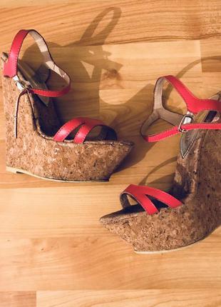 Туфли, босоножки dsquared2
