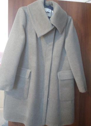 Актуальное пальто бойфренд gerard darel.