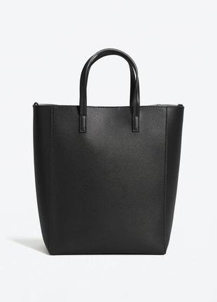 Новая стильная сумка шоппер от mango