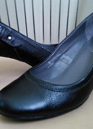 Footglove 38 p. кожаные классические туфли