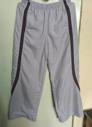 Спортивные штаны, подклад сеточка