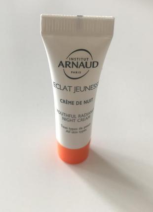 Новый крем arnaud ночной укрепляющий крем против морщин eclat jeunesse