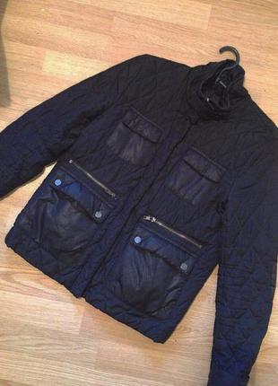Куртка стеганая от h&m.