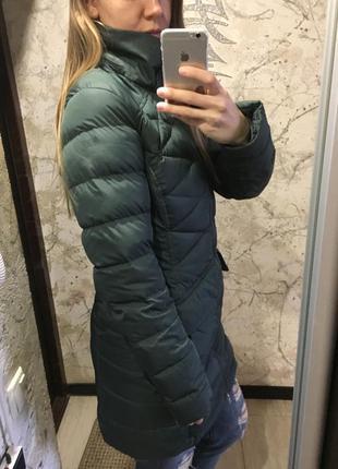 Куртка - пуховик nike - пух и перо 75/25