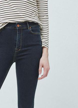 Суперские джинсы скинни mango