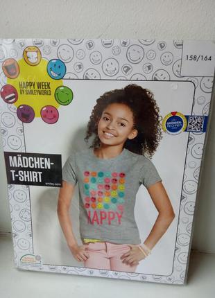 Футболка на девочку 134-140 и 158-164 см германия